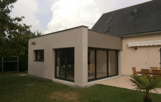 Travaux extension maison - Limay (78520) - YVELINES